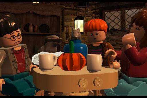 Warner Bros. Interactive Entertainment LEGO Harry Potter: Years 1-4