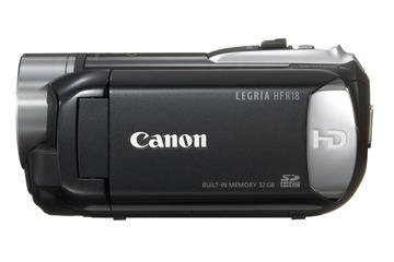 Canon Legria HFR 18