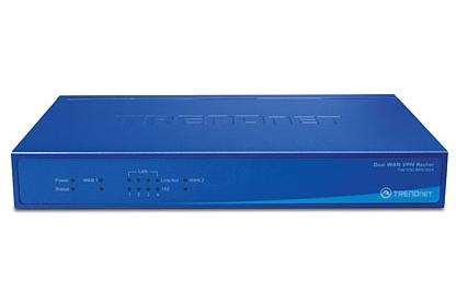 TRENDnet Dual WAN Advanced VPN Router (TW100-BRV324)