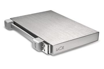 LaCie Rikki Go (500GB)